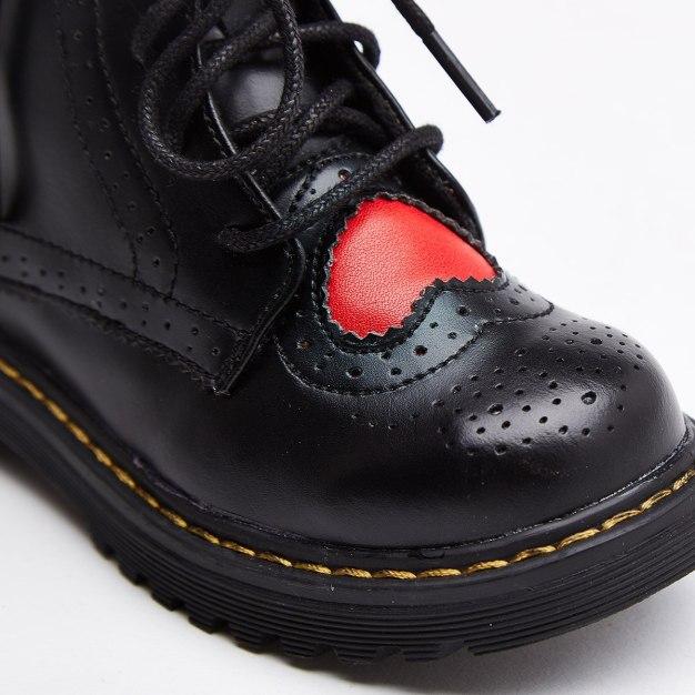 Black Girls' Boots