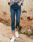 Blue Antique Women's Jeans