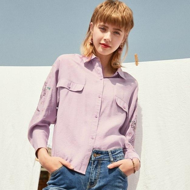 Pink Women's Shirt