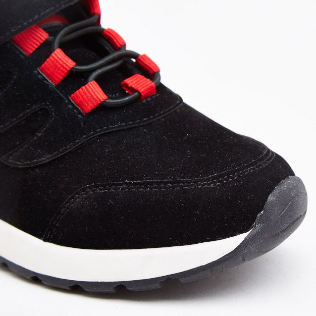 Black Girls' Athletic Shoes