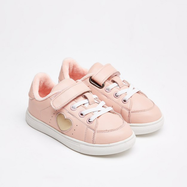 Girls' Canvas Shoes