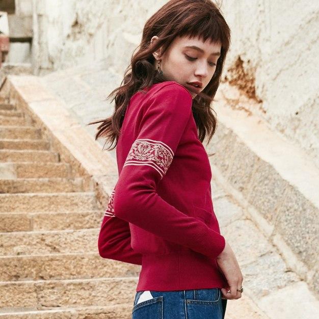 Red Women's Knitwear
