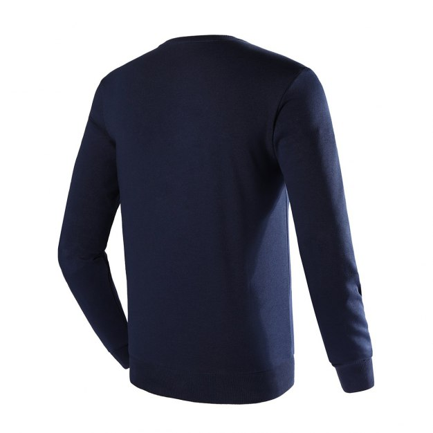 Indigo Standard Round Neck Men's Sweatshirt