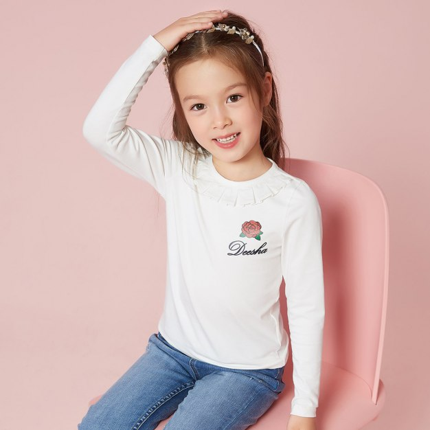 Girls' T-Shirt & Polo