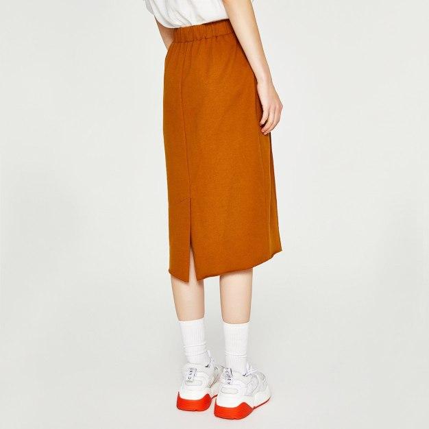 Brown Women's Skirt