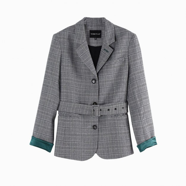 Suit Collar Long Sleeve Women's Suit & Blazers