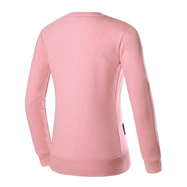 Pink Women's Sweatshirt