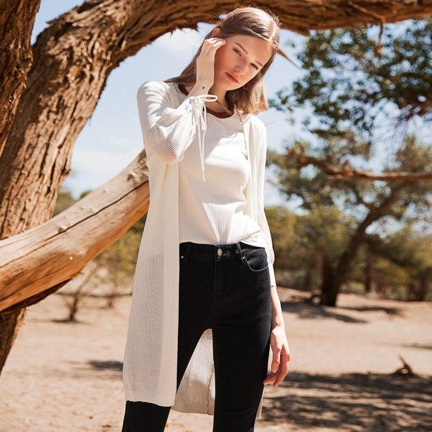 White Women's Knitwear