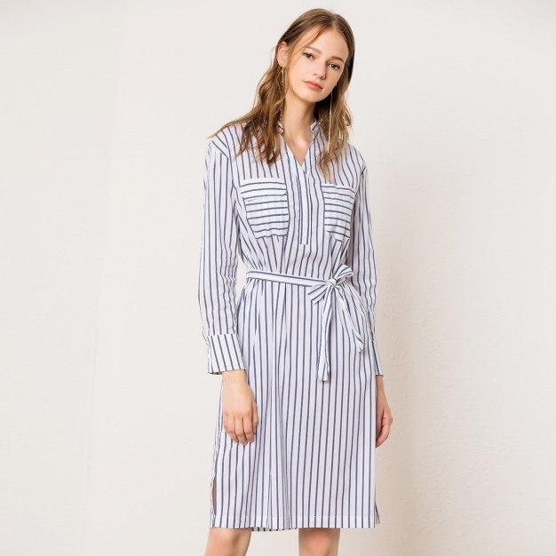 Blue Women's Dress