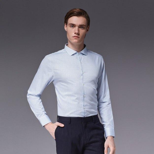 Blue Men's Shirt