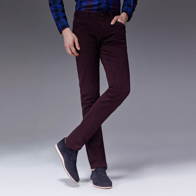 Red Men's Jeans