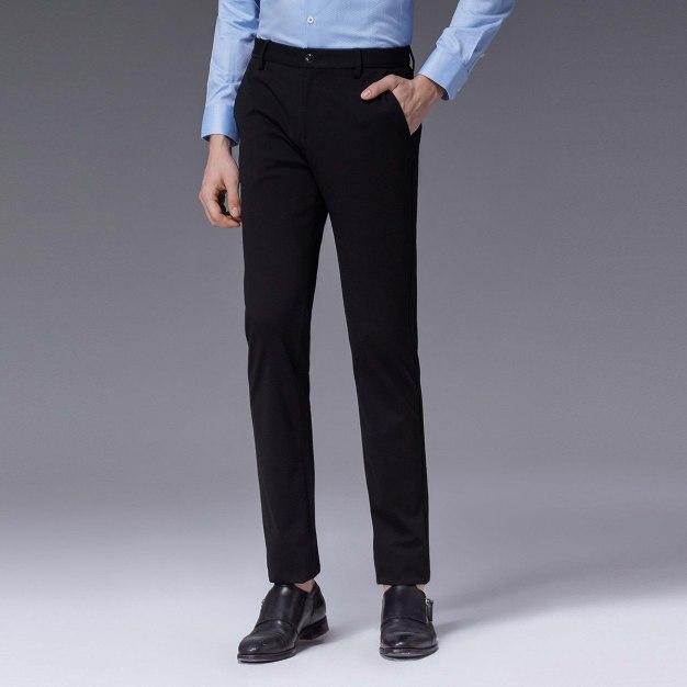 Black Men's Pants