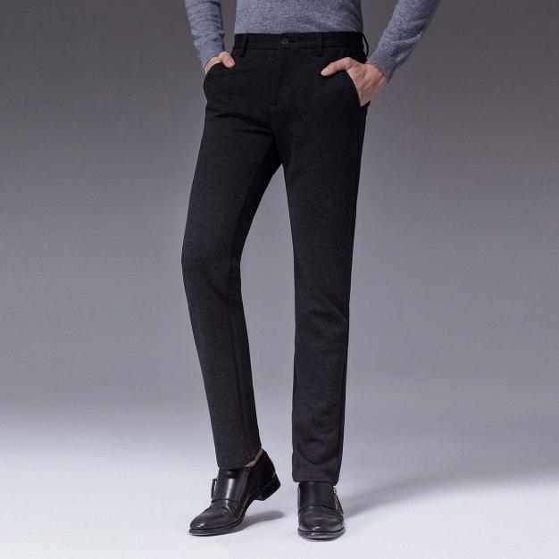 Gray Men's Pants