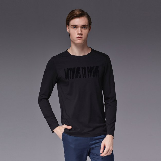Black Men's T-Shirt