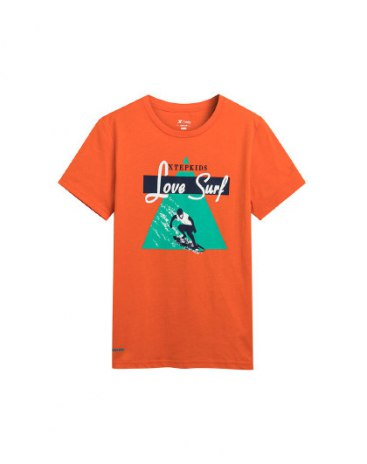 Orange Standard Boys' Knitwear