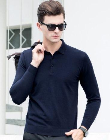 Indigo Men's Sweater