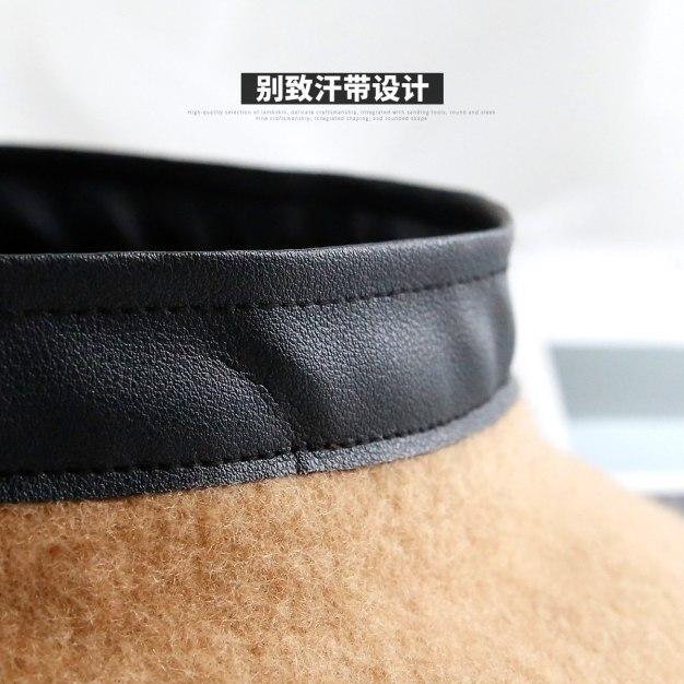Camel Dome Beanie Beret Hat & Cap