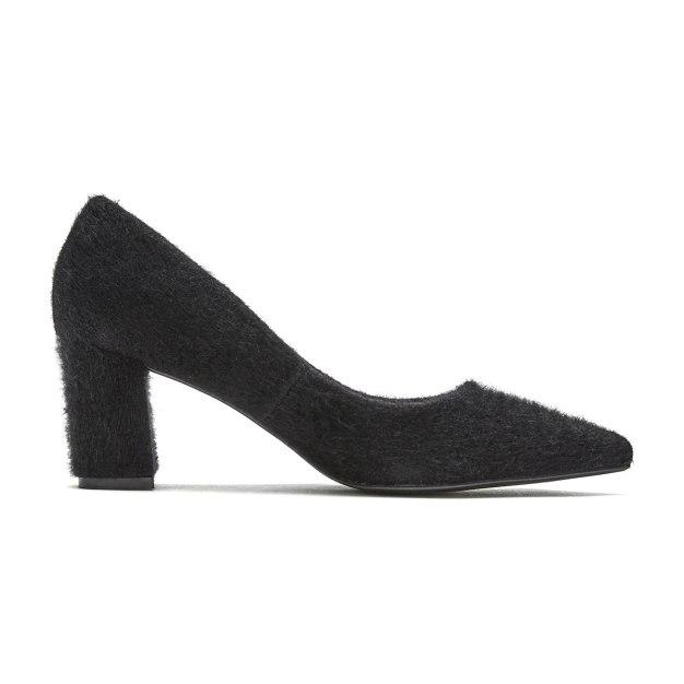 Black Women's Business Shoes