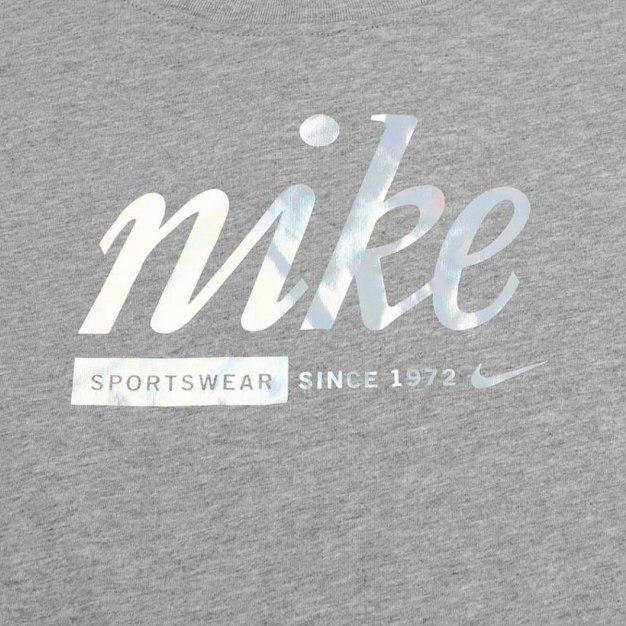 Gray Short Sleeve Standard Women's T-Shirt