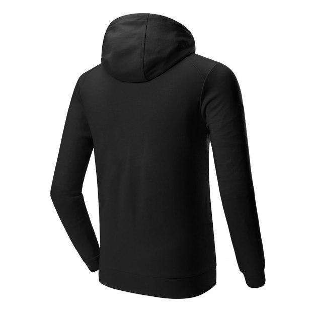 Black Lapel Men's Outerwear