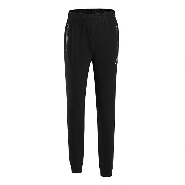 Black Long Wear-Resistant Men's Pants