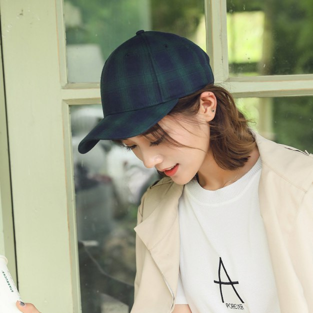 Dome Flat Baseball Cap Hat & Cap
