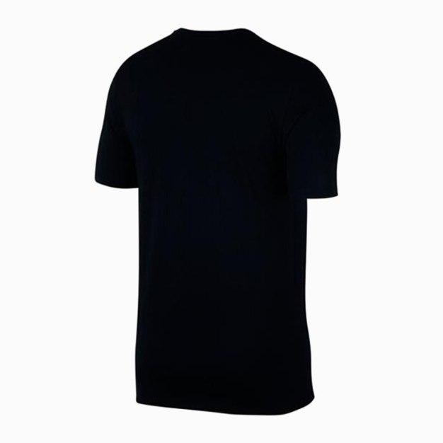 블랙 남성 티셔츠