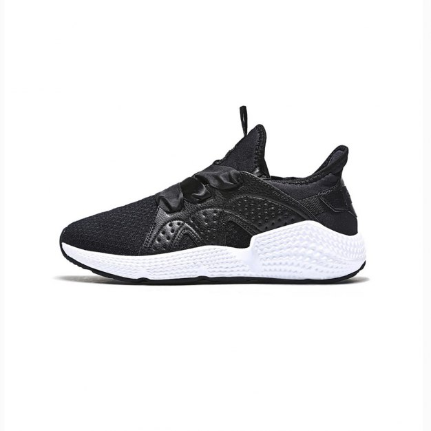Black Balance Running Women's Sneakers