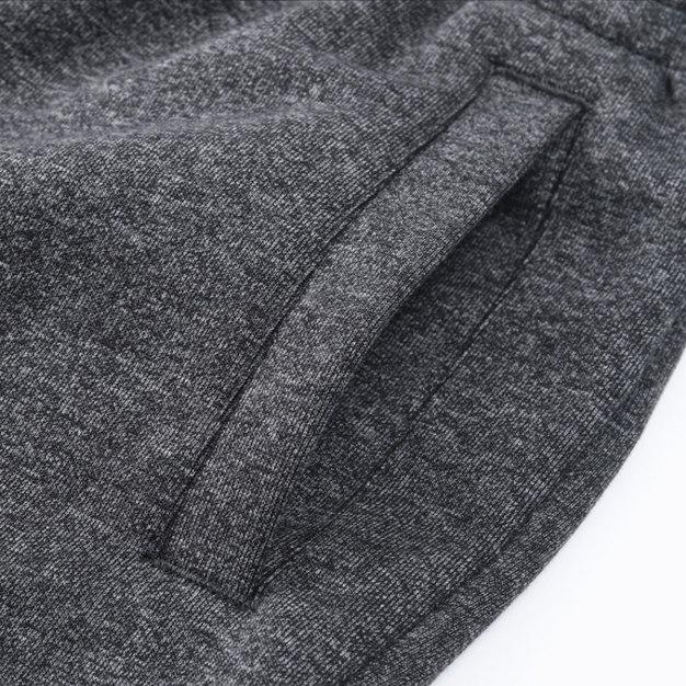 Cropped Anti-Pilling Men's Pants