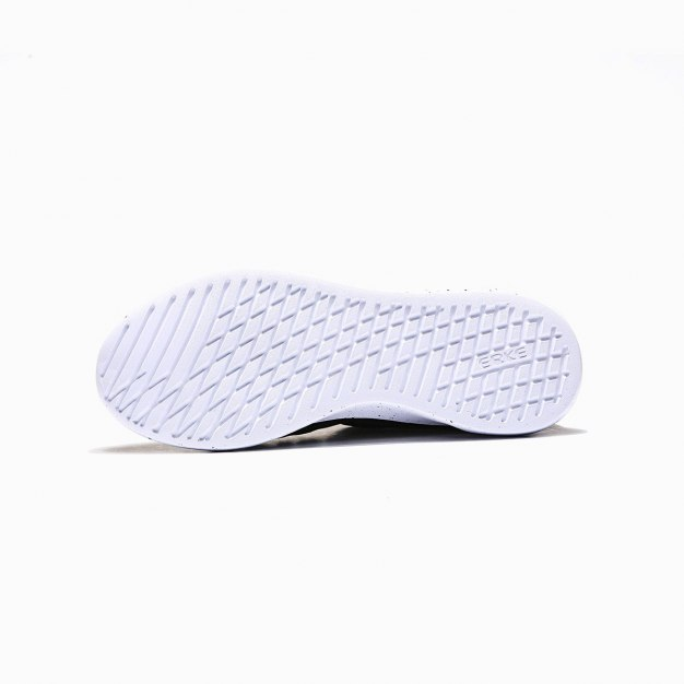 Black Pu Balance Men's Casual Shoes