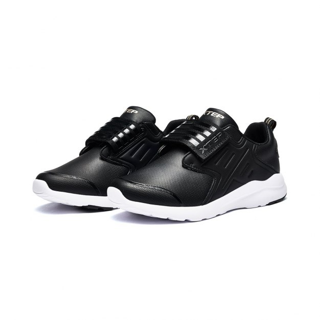 White Wear-Resistant Boys' Casual Shoes