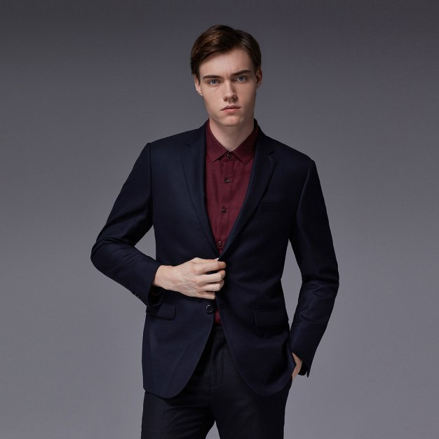 Black Men's Suit