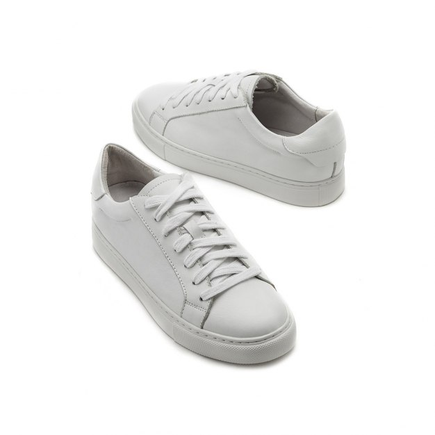 White Women's Casual Shoes