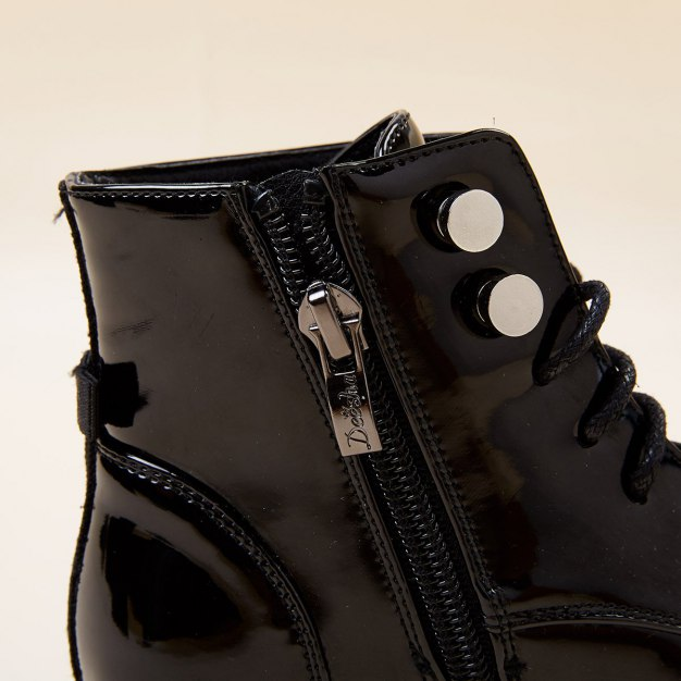Black Girls' Boots