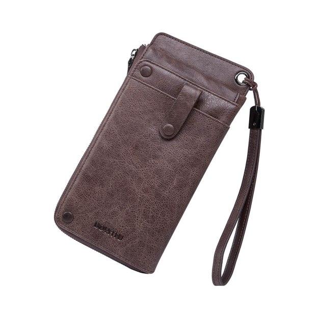Coffee Men's Wallet & Card Case
