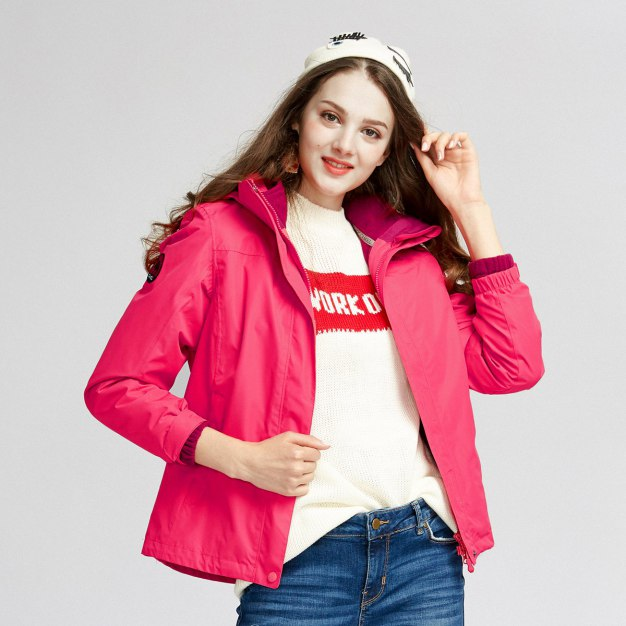 Lapel Warm Women's Outerwear