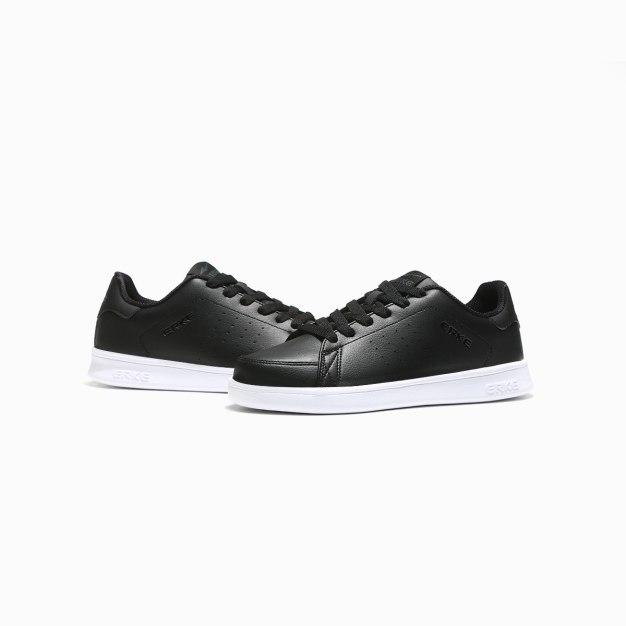 Black Anti Skidding Women's Sneakers