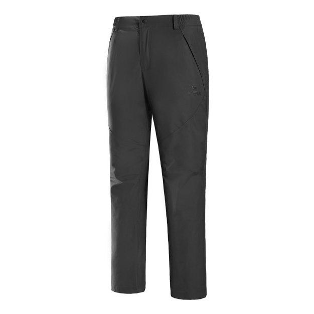 Gray Windbreak Women's Pants