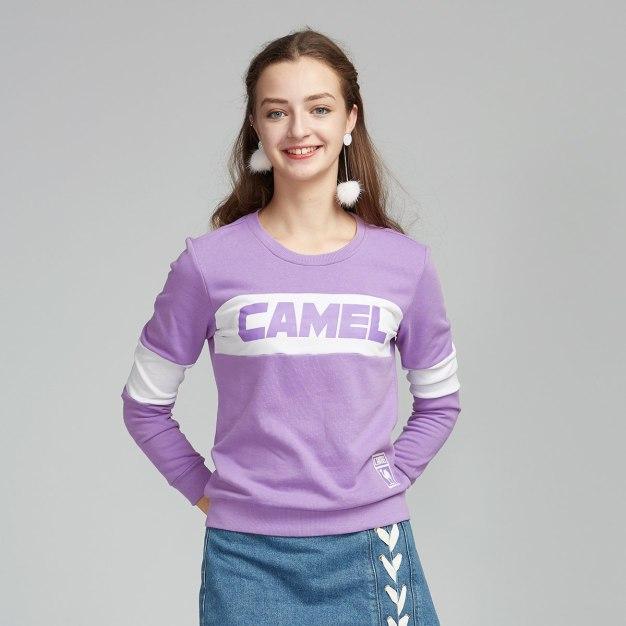 Purple Women's Sweatshirt