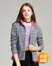 Stand Collar Warm Women's Outerwear