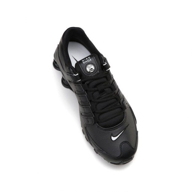 Black Men's Sneakers