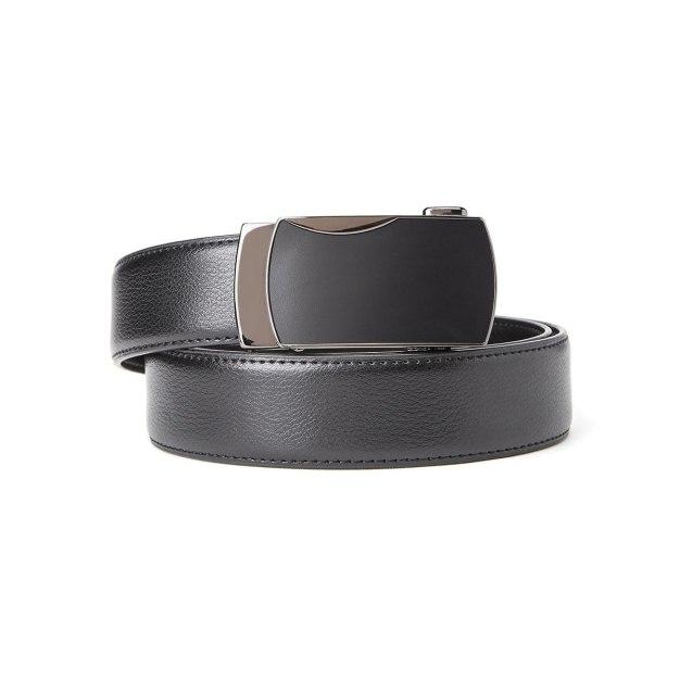Black Men's Belt