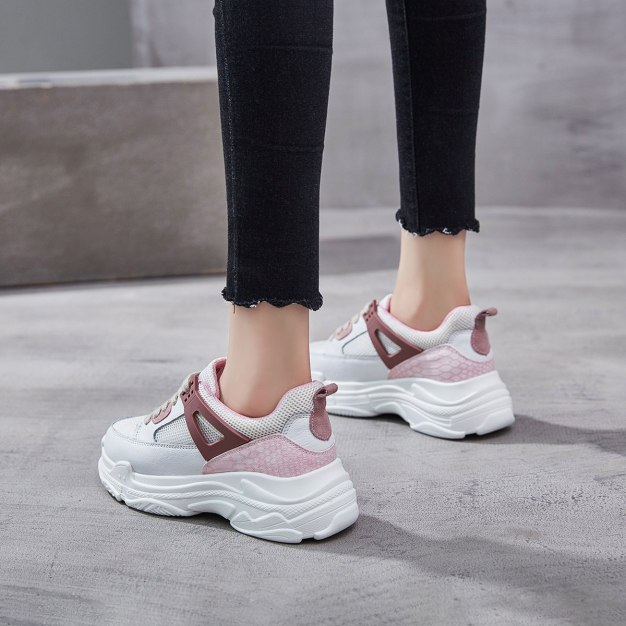 Round Head Flat Women's Outdoor Shoes