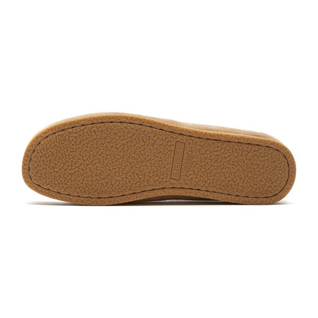 Beige Square Toe of Men's Outdoor Causal Shoes