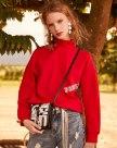 Red Women's Sweatshirt