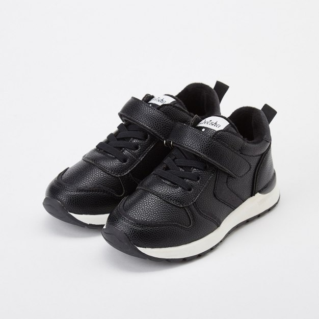 Black Girls' Athletic Shoes