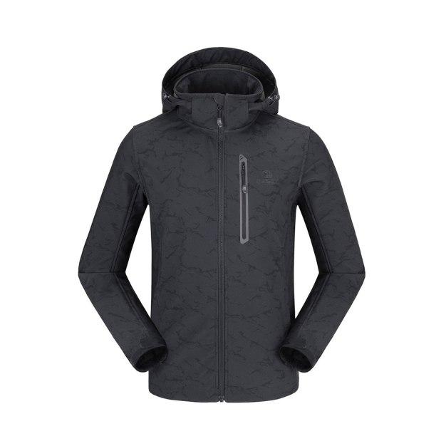 Warm Men's Outerwear