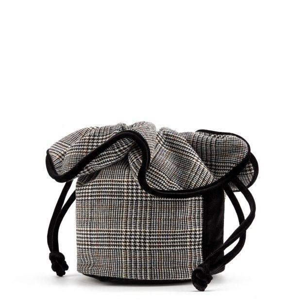 Black Small Women's Shoulder Bag