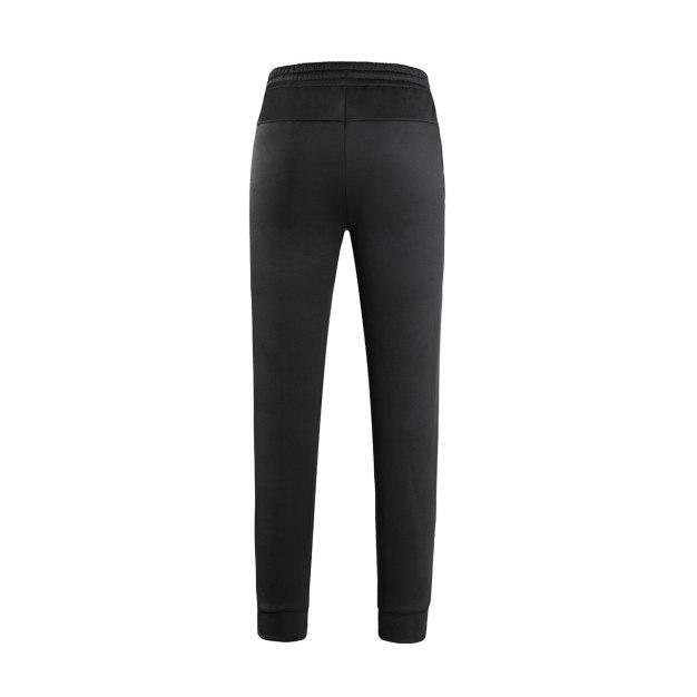 Black Long Warm Women's Pants