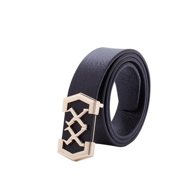 Ruyi Lapel Men's Belt